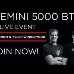Gemini Brothers | Cameron & Tyler Winklevoss: Investing, Stock, Exchange, Bitcoin, BTC