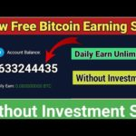 New Free Bitcoin Mining Website 2020 || New Free Cloud Mining Website 2020 || 200 GH/S Free Bonus