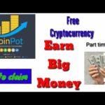വീട്ടിൽ ഇരുന്നു  സമ്പാദിക്കാം/Part time job /Earn free bitcoin /coin pot/work from home