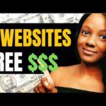 4 Websites to Make Money Online for Free 2020!
