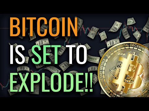 BITCOIN IS ON THE PRECIPICE OF SOMETHING STUPIDLY BULLISH! - WILL BITCOIN HOLD THIS LEVEL?
