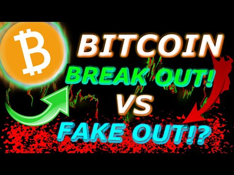 CAUTION: BITCOIN BULLTRAP PLAYING OUT!? or MASSIVE BULL RUN!? prediction, analysis, news, trading
