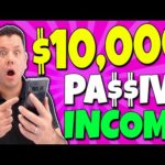 Earn $10,000 a Month Again & Again in Passive Income (Make Money Online)