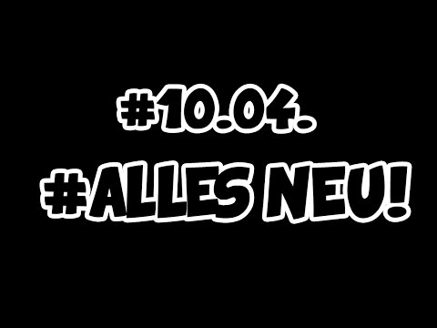 #10.04 #ALLESNEU! Infovideo MEEGAROBBY 2.0