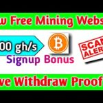 New Free Bitcoin Mining Website 2020 { Xashmining.co } Legit or Scam [ Full Review ]