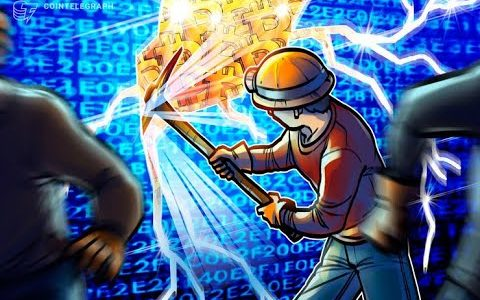 Bitcoin Mining Difficulty Hits Record High of 17 3 Trillion
