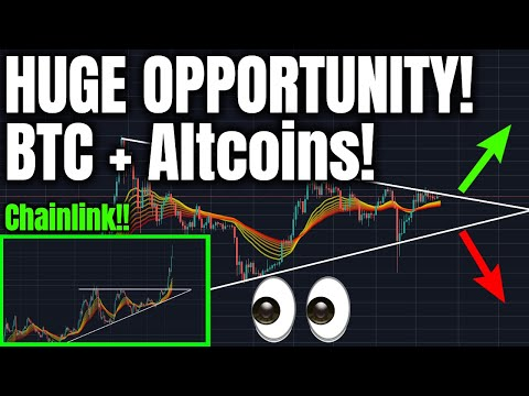 HUGE OPPORTUNITIES FOR BITCOIN + ALTCOIN SEASON!! (Cryptocurrency News + Trading Price Analysis)
