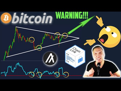 MASSIVE WARNING TO ALL BITCOIN & CHAINLINK HOLDERS!!!!!!!!!!!!!!!!!!!!!!!!!!!!!!!