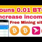 Free Bitcoin mining site 2020 || Free Bitcoin income site 2020 || Earn Free Bitcoin 2020
