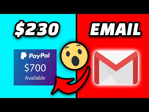 Earn $230 FOR FREE From Emails [Make Money Online]