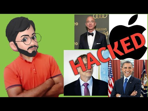 Biggest Twitter Hack   Bitcoin trap   Barack Obama   Bill Gates   Apple steve jobs etc.