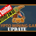 Crypto Mining Game V2 Update and Another Withdrawal , Earn Free Crypto