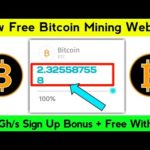 New Free Bitcoin Mining Site || New Launched Bitcoin mining website 2020 || Clowerty.cc Review