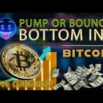 MORE DUMP FOR BITCOIN!? BTC charts TA Crypto price prediction, analysis, news, trading