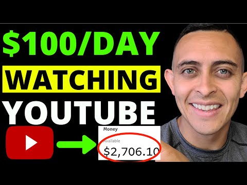 MAKE MONEY ONLINE FOR FREE WATCHING YOUTUBE (Works in 2020 Worldwide)