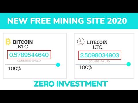 New Best Cloud Mining Site 2020 || Free Bitcoin Mining website 2020 | 100 GH/s Free SignUp Bonus