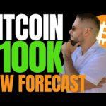 Crypto Analyst Adjusts $100,000 Bitcoin Forecast | BTC Buy Signal That Preceded 2017's 2,000% Rally