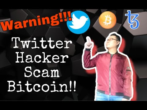 VIRAL!! REVEAL!! HACKER DETECTED! Bitcoin Scam by Twitter Scammer. Who's The Victim?? (Malay)