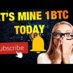 world best Free Bitcoin Mining Website 2020 | Mine 1 BTC Daily | bitcoin giveaway
