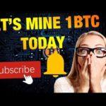 world best Free Bitcoin Mining Website 2020 | Mine 1 BTC Daily | bitcoin giveaway