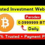 Best Bitcoin Mining Website 2020 || TrustedCloud Mining Website 2020 || Parodex