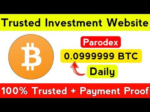 Best Bitcoin Mining Website 2020    TrustedCloud Mining Website 2020    Parodex