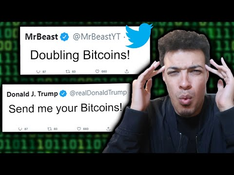 Runescape Scammers Upgraded To HACKING TWITTER (Twitter Bitcoin SCAM)