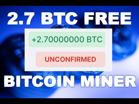 Best Bitcoin Mining Site & Android/Iphone | No Fee + No Investment | withdraw btc Payment Proof!