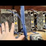 Bitcoin Miners Overheating - Checking on Farm Status