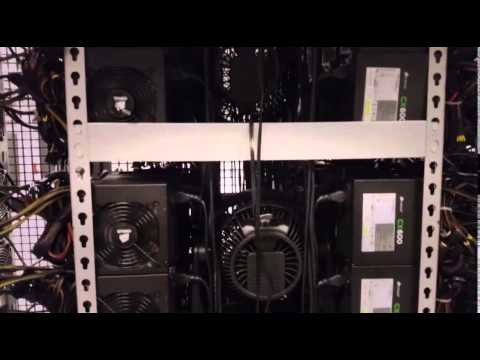 The Non Dutch Bitcoin Mining Operation – Super big Asic mining rig!