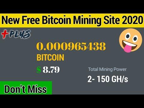 New Bitcoin Mining Site 2020 | Legit Mining Site 2020 | New Free Bitcoin Mining Sites 2020 | Bitcoin
