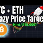 THIS Bitcoin & Ethereum Price Prediction Will Surprise You! (Cryptocurrency News + Trading Analysis)