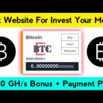 Bestmining.top Payment Proof || Free Bitcoin Mining Website 2020 || New Free Bitcoin Mining Website