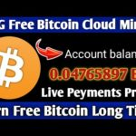 OMG Free Cloud Bitcoin Mining Site 2020 ! + Live Peyments Proof + Doge Giveaway