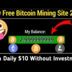 New Bitcoin Mining Site 2020 | New Free Bitcoin Mining Site 2020 | Legit Bitcoin Mining Sites 2020