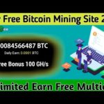 Fresh🔥New Bitcoin Mining Site 2020 | Free New Bitcoin Mining Sites 2020 | New Btc Mining Site 2020
