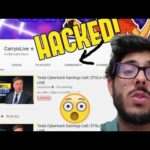 BITCOIN SCAM!! CarryisLive CHANNEL HACKED||CARRYMINATI||