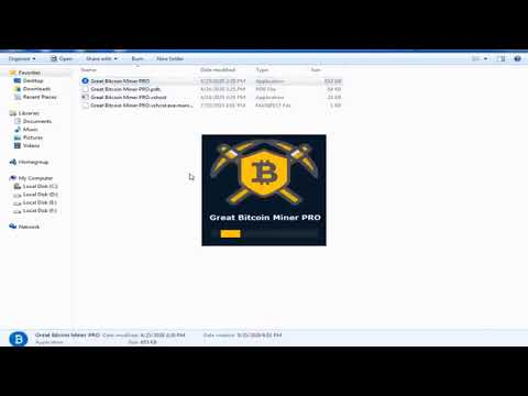 Scam warning!! The great bitcoin miner pro Total scam
