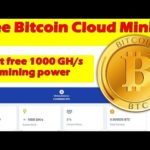New Free Bitcoin Mining Website 2020 || New Free Cloud Mining Website 2020 || Automining Review