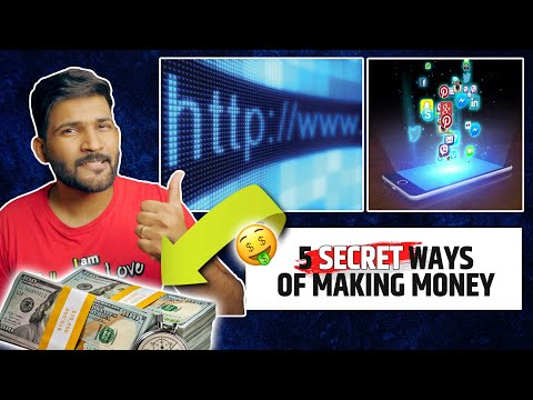 Make money online | 5 real tips for INDIANS to make money on the Internet | Abhi and Niyu