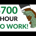Earn $700 in 1 Hour on AUTOPILOT! (No Work!) - Make Money Online