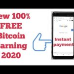 New free bitcoin earning site2020  | earn free bitcoin without investment | 100% instant payment