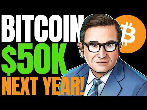 CNBC Analyst Says Massive $50,000 Bitcoin (BTC) Bull Run Officially Underway!   Ethereum Skyrockets!