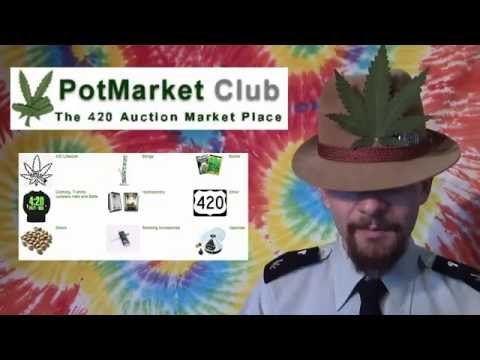 Mad PotCoins Pot Market Club