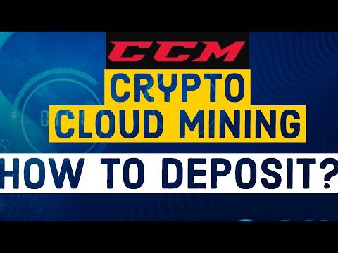 How To Deposit In Crypto Cloud Mining? Scam Or Legit