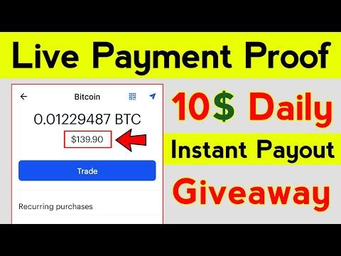 Earn 10$ BTC | New Bitcoin Mining Site 2020 | BTC Earning Site 2020