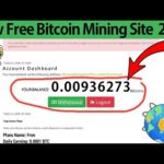 New Legit Free Bitcoin Mining Site 2020 | New Bitcoin Mining Sites 2020 | New Bitcoin Mining Site