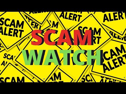 Latest Crypto Currency Scams - Crypto Scam Watch Episode  #1