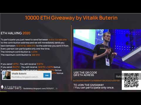 2020 CRYPTOCURRENCY FRAUD GIVEAWAY SCAM FORMAT METHODS - HOW THIEVES STEAL YOUR ETHEREUM BITCOIN ?