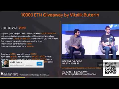 ETHEREUM BITCOIN YOUTUBE GIVEAWAY SCAM FRAUD ADS - HOW THIEVES ARE STEALING YOUR COINS - ATTENTION!